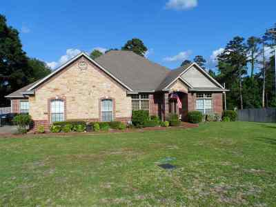 Longview Single Family Home For Sale: 3800 Clarkway Pl