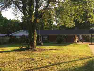 Carthage Single Family Home For Sale: 1529 Us Highway 59