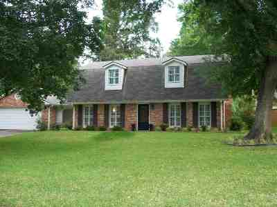 White Oak Single Family Home For Sale: 406 E Forest Drive