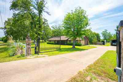 Gladewater Single Family Home For Sale: 7015 Fm 1844
