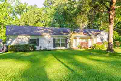 Kilgore Single Family Home For Sale: 2424 S Florence St.