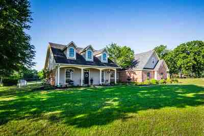 Hallsville Single Family Home Active, Cont Upon Loan Ap: 425 B & B Lane