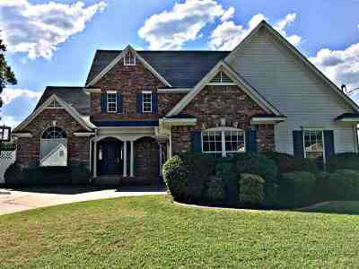 Single Family Home Active, Cont Upon Loan Ap: 3703 Rouncival Dr