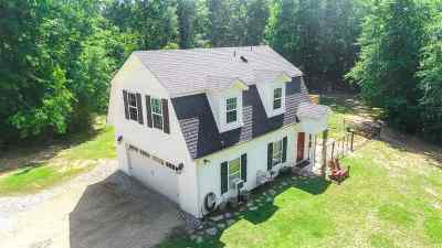 Gilmer Single Family Home Active, Cont Upon Loan Ap: 1010 Tall Timbers