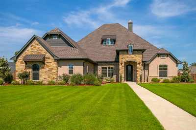 Longview Single Family Home Active, Cont Upon Loan Ap: 115 Circle Club Ln