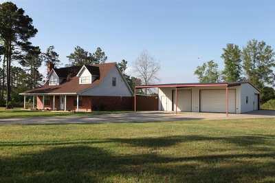 Gilmer Single Family Home For Sale: 9733 Gardenia