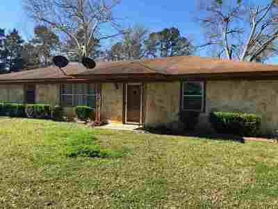 Hallsville Single Family Home For Sale: 10154 Fm 968 W