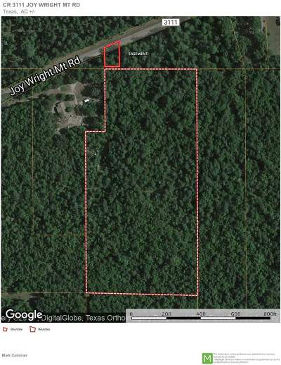 Kilgore Residential Lots & Land For Sale: 10160 County Road 3111