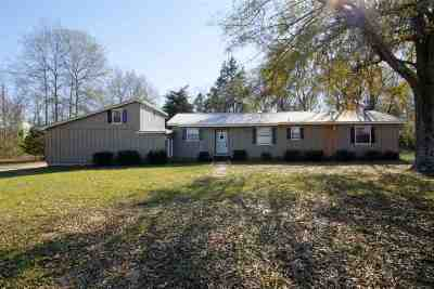 Gilmer Single Family Home Active, Cont Upon Loan Ap: 8314 Fm 1649