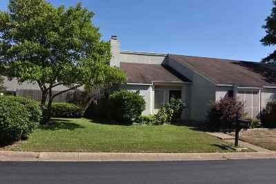 Longview TX Condo/Townhouse For Sale: $119,000