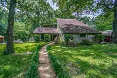 Longview TX Single Family Home For Sale: $179,500