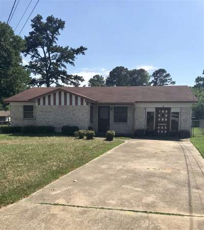 Longview TX Single Family Home Active, Option Period: $37,500