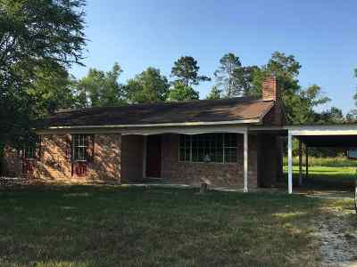 Carthage Single Family Home For Sale: 6887 Fm 31 S.
