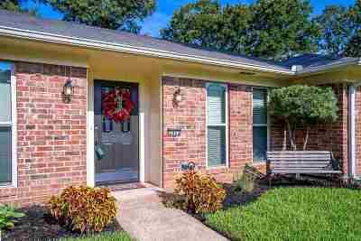 Longview TX Single Family Home For Sale: $217,000