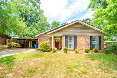 Kilgore Single Family Home Active, Cont Upon Loan Ap: 1701 Peach St.