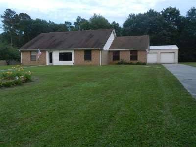 Carthage Single Family Home For Sale: 1302 Penny Lane