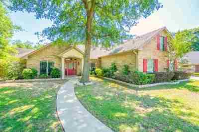 Longview TX Single Family Home For Sale: $329,000
