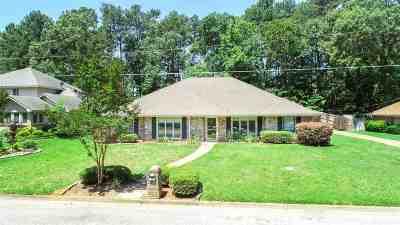 Longview TX Single Family Home For Sale: $194,500