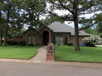Kilgore Single Family Home Active, Option Period: 39 Rim Road