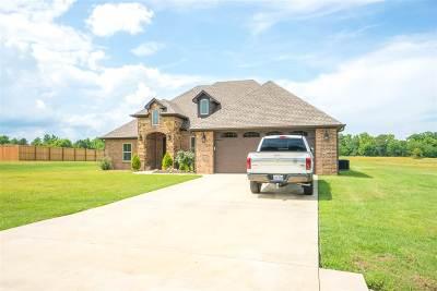 Gilmer Single Family Home Active, Option Period: 131 Jacobin Creek Drive
