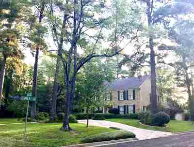 Longview Single Family Home For Sale: 1500 Noble Drive