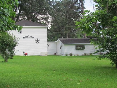 Carthage Single Family Home For Sale: 113 County Road 1844