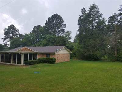 Gilmer Single Family Home For Sale: 3370 Bob O Link