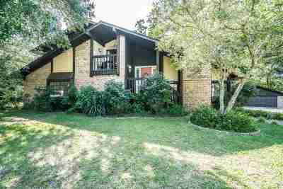 Kilgore Single Family Home Active, Option Period: 3305 Rockbrook Dr
