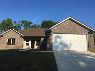 Longview Single Family Home For Sale: 707 Bluebonnet Lane