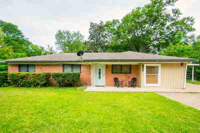 Longview TX Single Family Home For Sale: $103,000