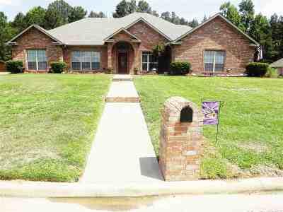 Gilmer Single Family Home Active, Option Period: 229 Stonebridge Ct.