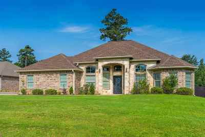 Longview Single Family Home For Sale: 210 Timber Falls