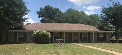 Gladewater TX Single Family Home For Sale: $173,000