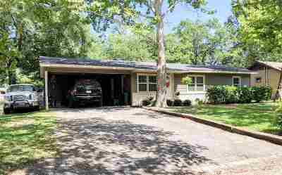 Carthage Single Family Home For Sale: 310 N Browning