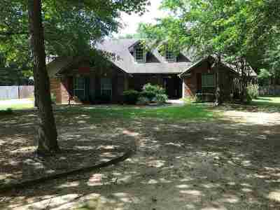 Kilgore Single Family Home For Sale: 7620 E County Road 296