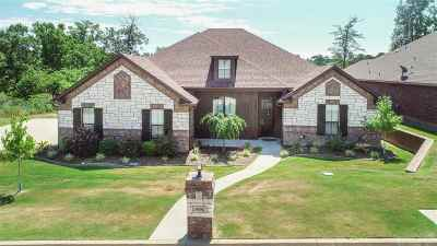 Longview Single Family Home For Sale: 4002 Falls Creek Drive
