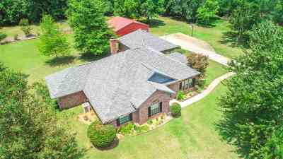 Hallsville Single Family Home For Sale: 603 Sherwood Oaks Dr