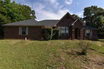 Kilgore Single Family Home For Sale: 506 New Town Rd