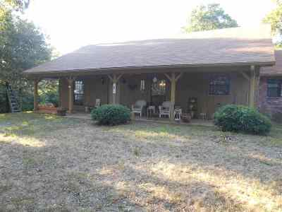 Gilmer Single Family Home Active, Option Period: 724 Kelsey Creek Ln