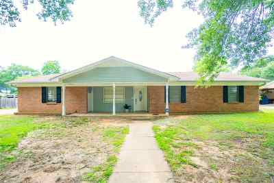 Kilgore Single Family Home For Sale: 1906 Idylwood Dr