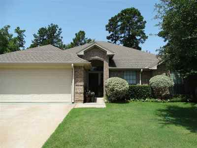 Hallsville Single Family Home For Sale: 121 Labrador