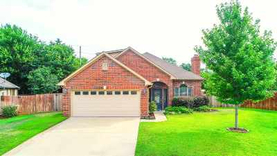 Longview Single Family Home For Sale: 906 Windemere Cir