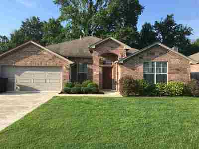 Longview Single Family Home For Sale: 2024 Eden Dr