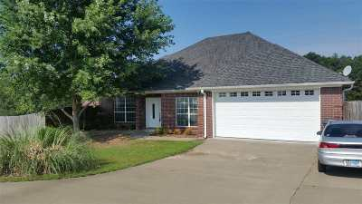 Gilmer Single Family Home For Sale: 4878 Canary Rd W/Sd