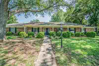 Longview Single Family Home For Sale: 300 Lancaster St