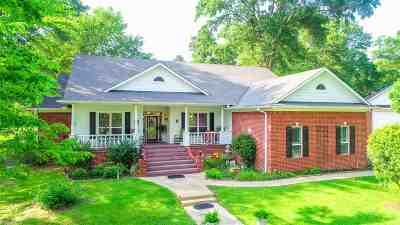Gilmer Single Family Home For Sale: 140 Teal Lane