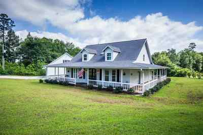 Gladewater Single Family Home Active, Option Period: 16464 County Line Rd