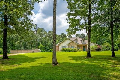 Longview Single Family Home For Sale: 4100 Valley Ranch Rd