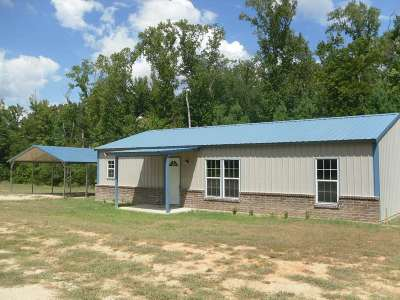 Gilmer Single Family Home For Sale: 152 Private Road 4098
