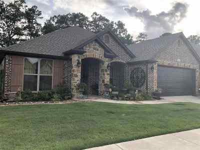 Longview Single Family Home For Sale: 3309 Celebration Way